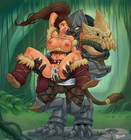 League of legends Cartoon Sex